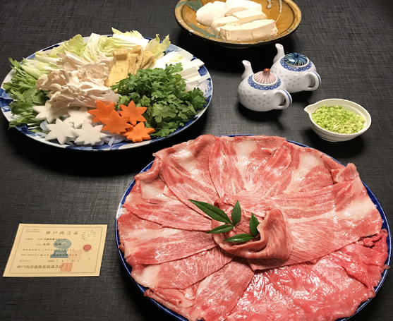 お食事の写真